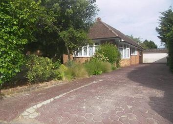Thumbnail 3 bed bungalow for sale in Denvilles, Havant, Hampshire