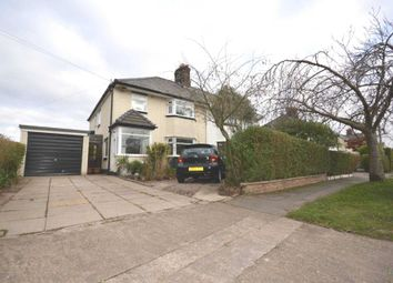 Thumbnail 4 bed semi-detached house for sale in St. Andrews Road, Bebington, Wirral