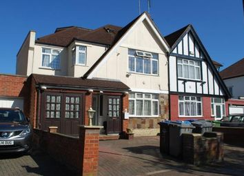 Thumbnail 6 bed semi-detached house for sale in Lindsay Drive, Harrow, London, Uk