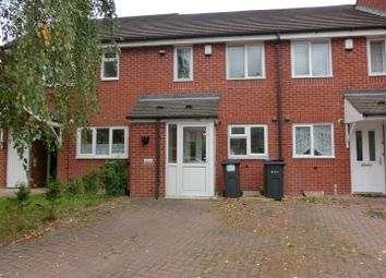 Thumbnail 2 bed town house for sale in Shirley Road, Acocks Green, Birmingham
