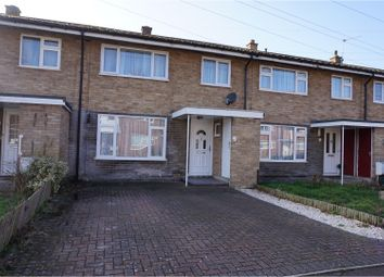 Thumbnail 3 bed terraced house for sale in Catlyn Close, West Malling
