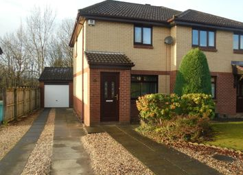 Thumbnail 2 bed semi-detached house for sale in Harvest Drive, Motherwell