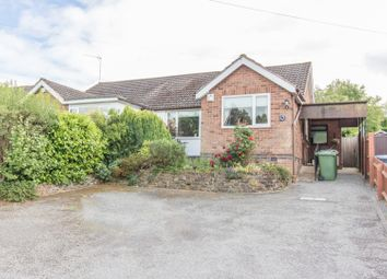 Thumbnail 2 bed semi-detached bungalow for sale in Lower Hillmorton Road, Rugby