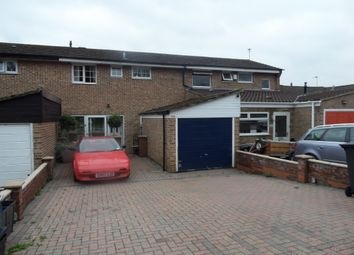Thumbnail 3 bed terraced house for sale in Cavell Road, West Cheshunt