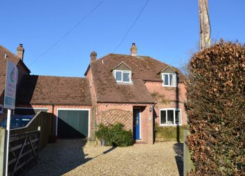 Thumbnail 3 bedroom detached house to rent in Back Street, East Garston, Hungerford