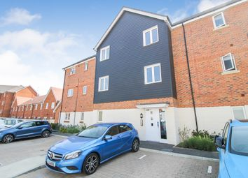 Thumbnail 1 bed flat to rent in Centrifuge Way, Farnborough, Hampshire