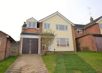 Thumbnail 4 bed detached house to rent in Old Mill Road, Saffron Walden
