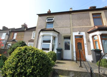 Thumbnail 3 bedroom end terrace house to rent in Springhead Road, Northfleet