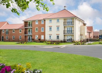 "Thumbnail 2 bed flat for sale in ""Sholing 1"" at Yafforth Road, Northallerton"