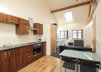 Thumbnail Studio to rent in Ashton Works, Upper Allen Street, City Centre
