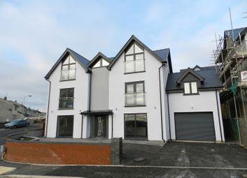 Thumbnail 5 bedroom detached house for sale in New Road, Brynmenyn, Bridgend