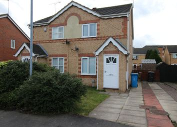 2 bed semi-detached house for sale in Bridgegate Drive, Victoria Dock, Hull, East Yorkshire HU9