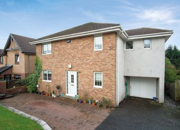 Thumbnail 4 bed detached house for sale in Dundee Drive, Cardonald, Glasgow