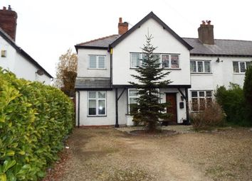 Thumbnail 4 bed semi-detached house for sale in Ravenmeols Lane, Formby, Liverpool, Merseyside