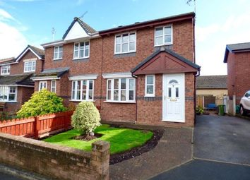 Thumbnail 3 bed semi-detached house for sale in Balmoral Close, Penrith, Cumbria