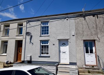 Thumbnail 2 bed terraced house for sale in School Street, Tonyrefail, Porth