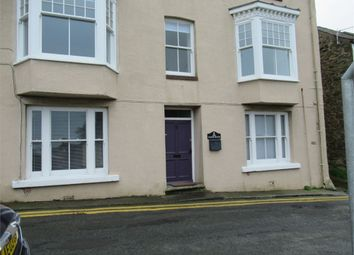 Thumbnail 2 bed flat for sale in Flat 1 Tower House, Tower Hill, Fishguard, Pembrokeshire