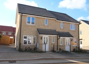 Thumbnail 2 bed semi-detached house for sale in Ramsay Road, Calne