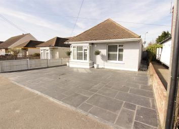 Thumbnail 3 bed detached bungalow for sale in Kents Hill Road North, Benfleet