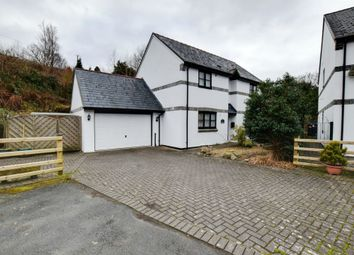 Thumbnail 3 bed detached house for sale in Maes Yr Efail, Llanbrynmair, Powys
