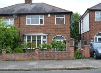 Thumbnail 3 bed semi-detached house for sale in Bodnant Avenue, Evington, Leicester