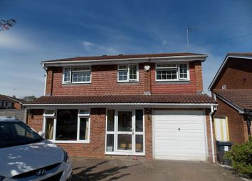 Thumbnail 5 bed detached house for sale in Staple Lodge Road, Northfield, Birmingham