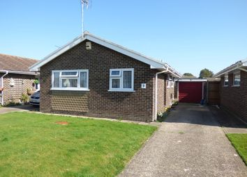 Thumbnail 2 bed detached bungalow for sale in Eleanor Gardens, Bognor Regis