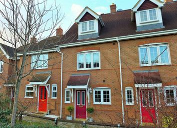 Thumbnail 3 bed town house to rent in Longmoor Court, Elvetham Heath, Fleet