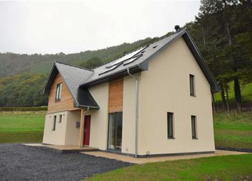 Thumbnail 4 bedroom detached house for sale in Plot 1, Goledd Ddyfi With 7 Acres, Commins Coch, Machynlleth, Powys