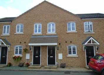 Thumbnail 2 bed terraced house for sale in Hollingworth Mews, Cannock