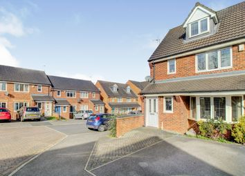 3 bed town house for sale in Deans Court, Pontefract WF8