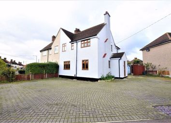 Thumbnail 4 bed semi-detached house for sale in Giffords Cross Road, Corringham, Essex