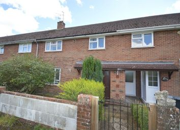 Thumbnail 4 bed terraced house to rent in Fromond Road, Winchester