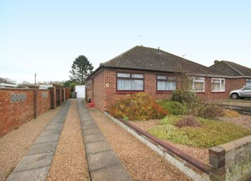 Thumbnail 2 bed bungalow for sale in Eastern Avenue, Thorpe St Andrew, Norwich