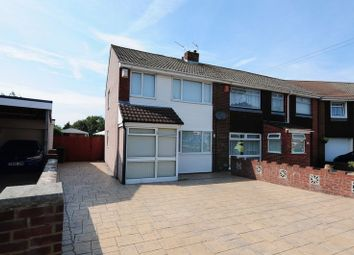 Thumbnail 3 bedroom semi-detached house for sale in Lacey Road, Stockwood, Bristol