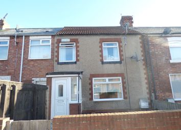 3 bed terraced house for sale in Myrtle Street, Ashington NE63