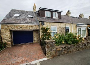 Thumbnail 4 bed semi-detached house for sale in Front Street, Esh, Durham