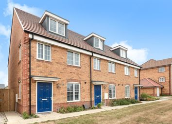 Thumbnail 3 bed end terrace house for sale in Miles East, Didcot