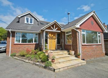 Thumbnail 4 bed detached house for sale in Mead End Road, Sway, Lymington