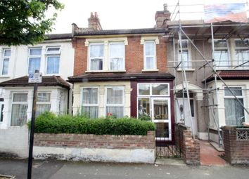Thumbnail 3 bedroom terraced house for sale in Chesterford Road, Manor Park, London
