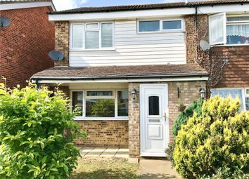 3 bed semi-detached house to rent in Simpson Road, Snodland, Kent ME6