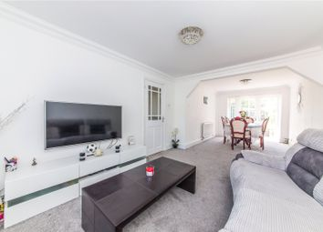 Thumbnail 4 bed semi-detached house to rent in Viking Road, Gravesend/Northfleet