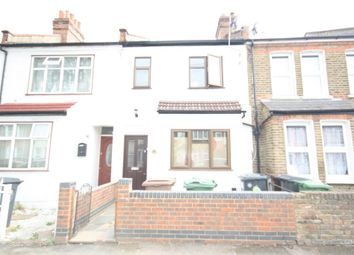 Thumbnail 3 bedroom terraced house to rent in Spencer Road, London