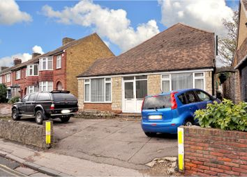 Thumbnail 4 bed detached bungalow for sale in Crown Road, Sittingbourne