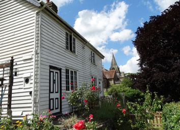 Thumbnail 2 bed semi-detached house for sale in Station Hill, East Farleigh, Maidstone