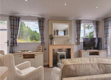 Thumbnail 2 bed lodge for sale in Pendine