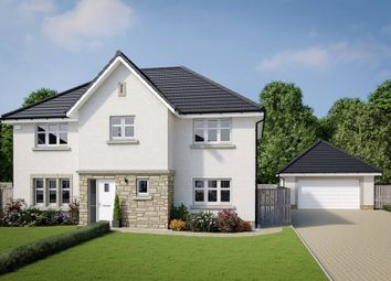"""Thumbnail 4 bedroom detached house for sale in """"The Elliot"""" at Evie Wynd, Newton Mearns, Glasgow"""