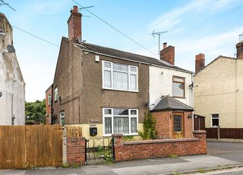 Thumbnail 2 bed semi-detached house for sale in Sleetmoor Lane, Somercotes, Alfreton
