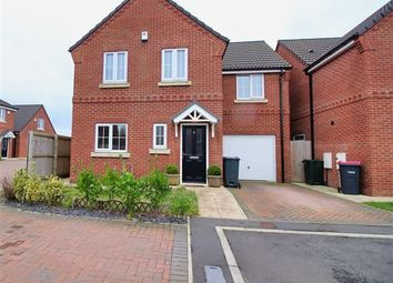Thumbnail 4 bed detached house for sale in Eden View, Swallownest, Sheffield