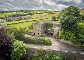 Thumbnail 5 bedroom barn conversion for sale in The Barn, 77, Dobb Top Road, Holmbridge